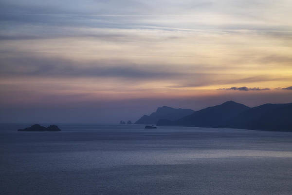 Wall Art - Photograph - Amalfi Coast by Joana Kruse