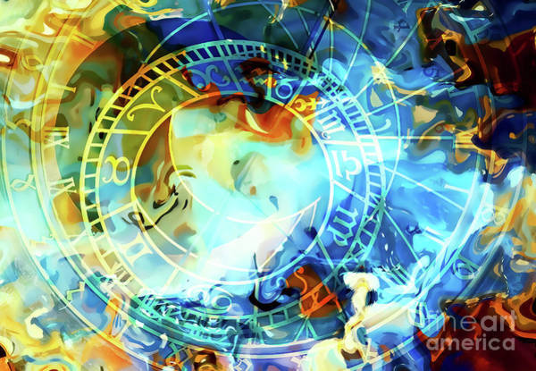 Zodiac Moon Calendar