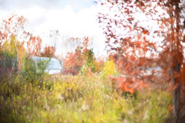 Digital Art - Autumn by Jill Wellington