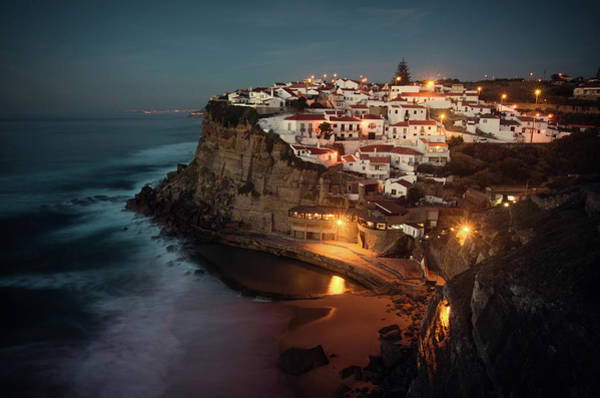 Wall Art - Photograph - Azenhas Do Mar by Carlos Caetano