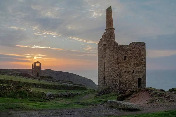 Wall Art - Photograph - Botallack Mines - Cornwall by Joana Kruse