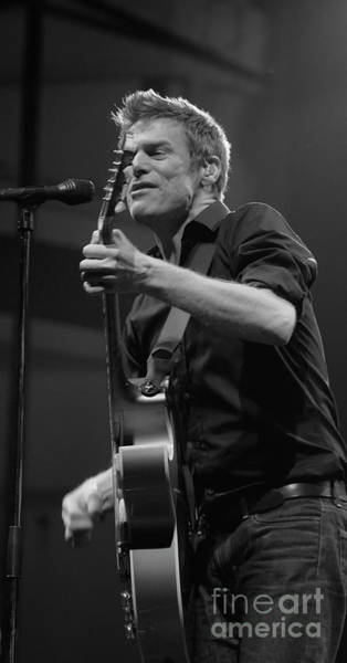 Photograph - Bryan Adams  by Jenny Potter