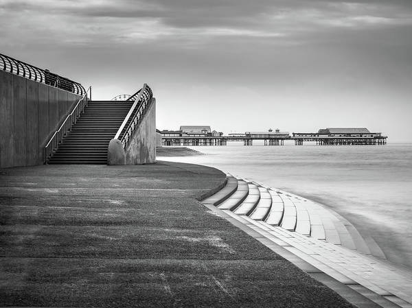 Wall Art - Photograph - Central Pier Blackpool by Mike Walker