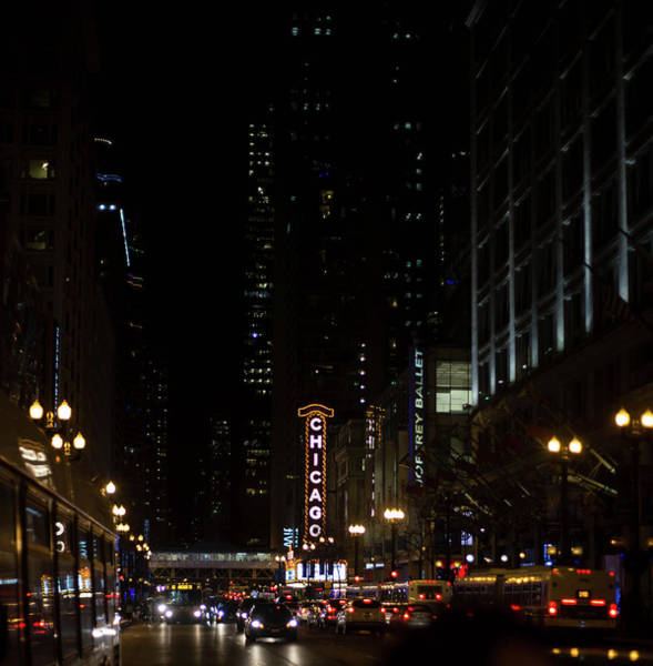 Photograph - Chicago by Sue Conwell