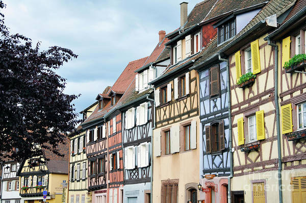 Photograph - Colmar by LS Photography
