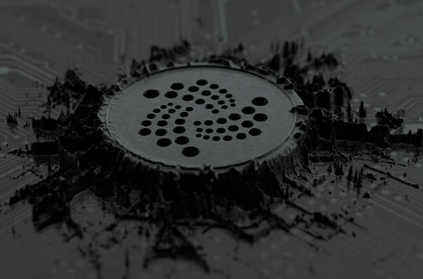 Wall Art - Digital Art - Cryptocurrency Mine On Circuit Board by Allan Swart