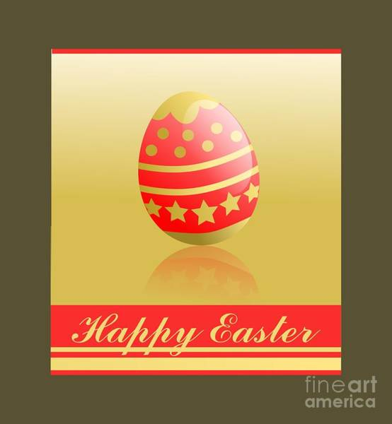 Ostern Wall Art - Digital Art - Easter. by Frederick Holiday