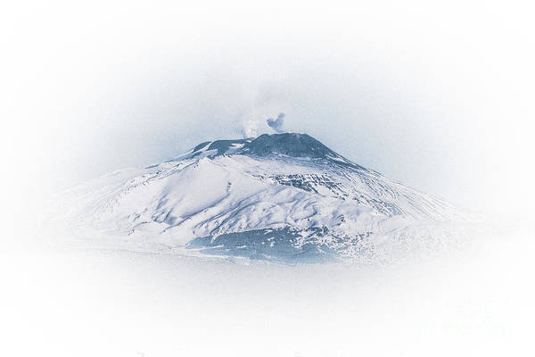 Photograph - Etna by Bruno Spagnolo