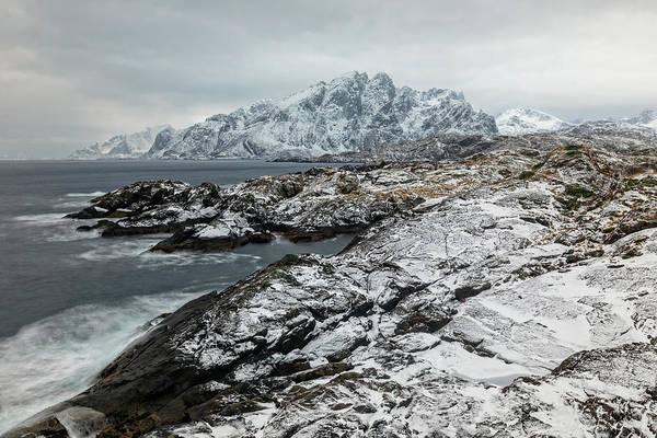 Wall Art - Photograph - Flakstad, Lofoten - Norway by Joana Kruse