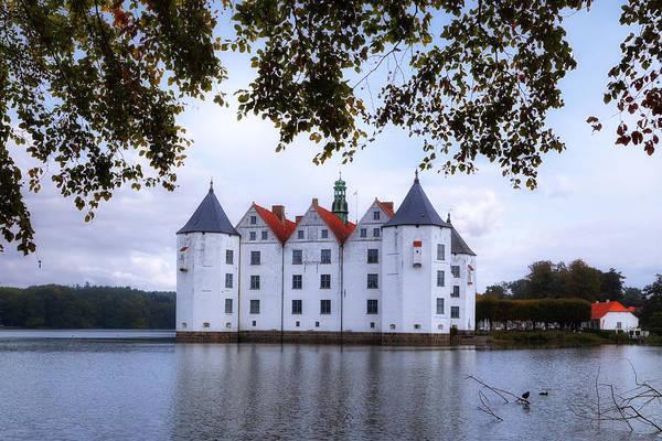 Holstein Wall Art - Photograph - Gluecksburg Castle - Germany by Joana Kruse