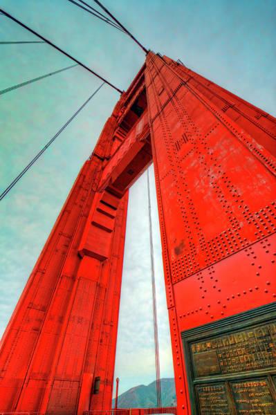 Wall Art - Photograph - Golden Gate Bridge by Craig Fildes