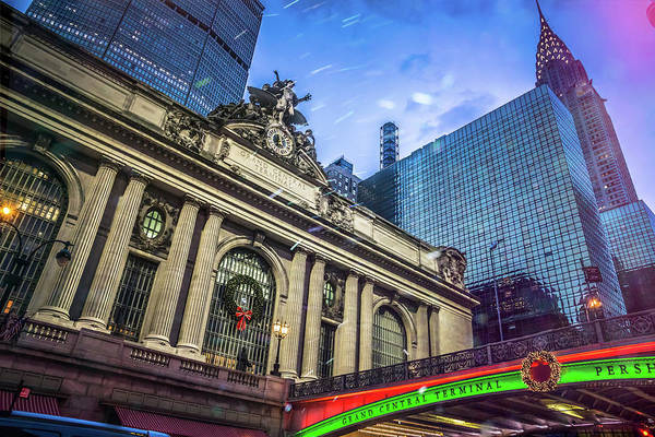 Wall Art - Photograph - Grand Central Terminal by June Marie Sobrito