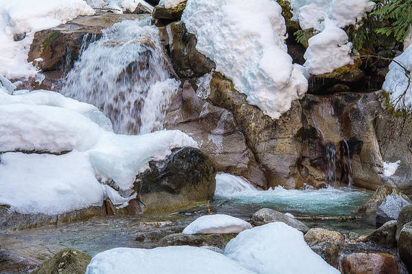 Wall Art - Photograph - Humpback Creek by Rich Leighton