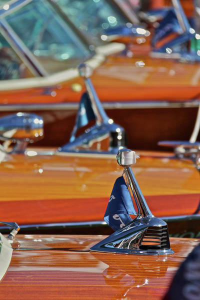 Photograph - Iconic Riva by Steven Lapkin