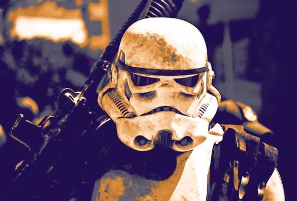 R2-d2 Digital Art - Jedi Star Wars Art by Larry Jones