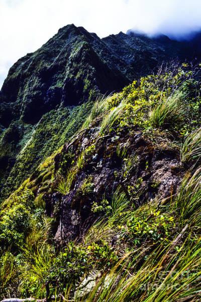 Photograph - Koolau Mountains 2 by Thomas R Fletcher