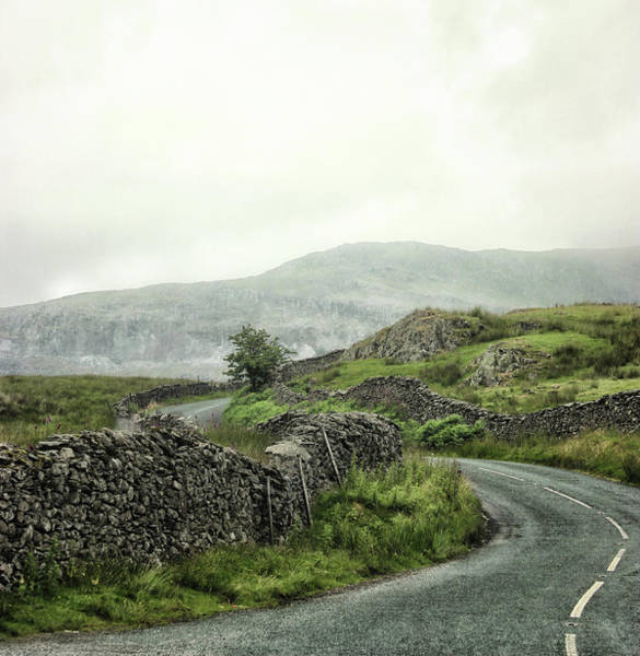 English Countryside Photograph - Lake District by Martin Newman
