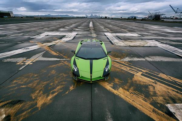 Photograph - #lamborghini #aventadorsv #superveloce #roadster #print by ItzKirb Photography
