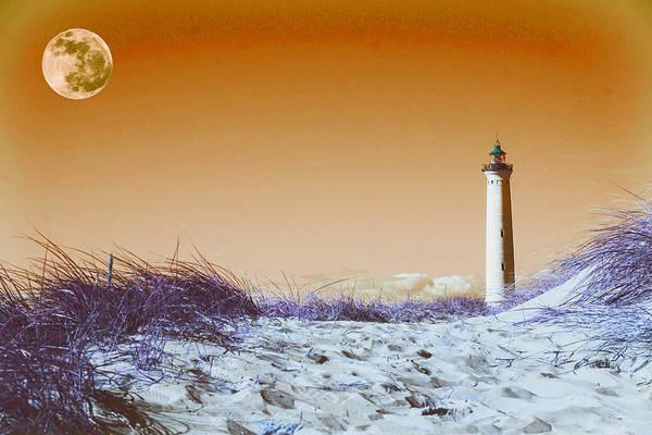 Photograph - Lighthouse by Artistic Panda