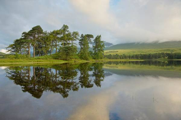 Photograph - Loch Tulla by Stephen Taylor