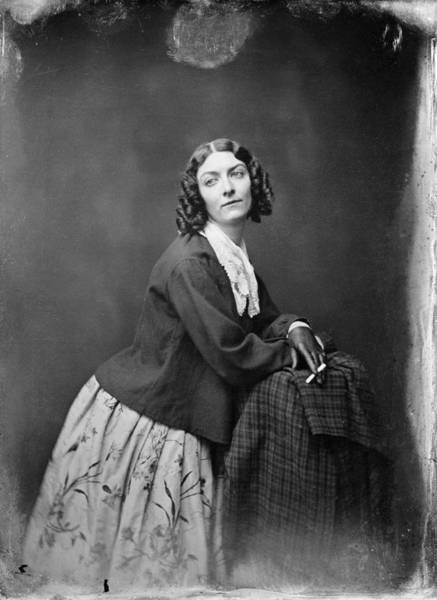 Mistress Photograph - Lola Montez (1818?-1861) by Granger