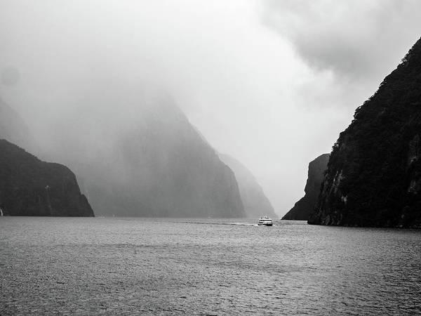 Photograph - Milford Sound by Walt Sterneman