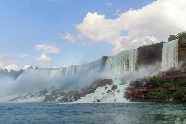 Wall Art - Photograph - Niagara Falls - North America by Joana Kruse