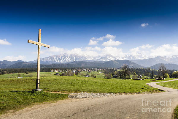 Wall Art - Photograph - Panorama Of Tatra Mountains In Spring Time, Poland by Mariusz Prusaczyk