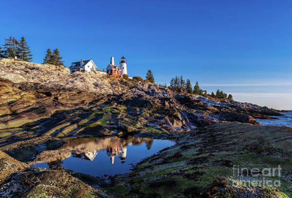 Wall Art - Photograph - Pemaquid Point Lighthouse by John Greim