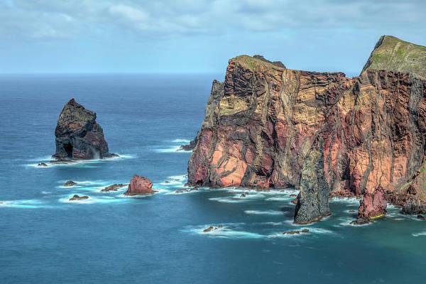 Wall Art - Photograph - Ponta De Sao Lourencao - Madeira by Joana Kruse