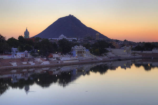 Wall Art - Photograph - Pushkar - India by Joana Kruse