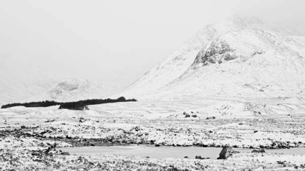 Photograph - Rannoch Moor by Stephen Taylor