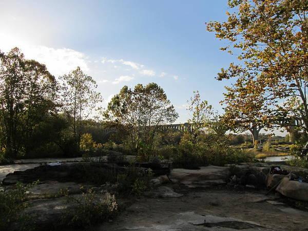 Photograph - Richmond Virginia Skyline by Digital Art Cafe