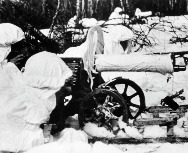 Photograph - Russo-finnish War, 1939-40 by Granger