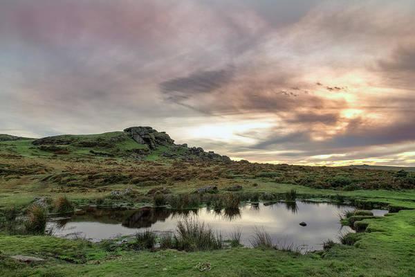 Saddle Photograph - Saddle Tor - Dartmoor by Joana Kruse