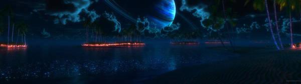 Science Fiction Digital Art - Sci Fi by Maye Loeser