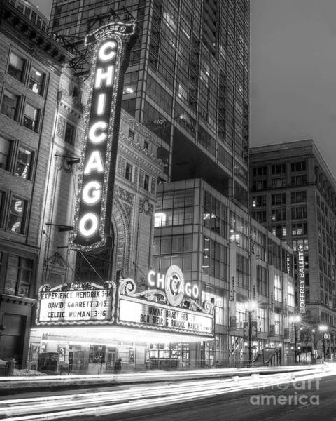 Wall Art - Photograph - State Street In Chicago by Twenty Two North Photography