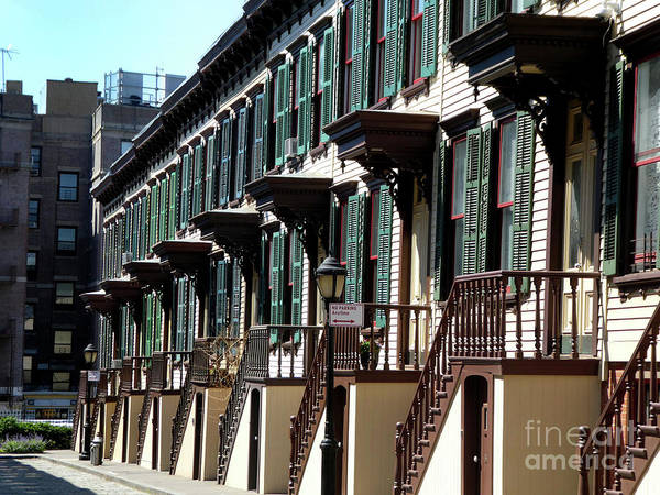 Photograph - Sylvan Terrace by Steven Spak