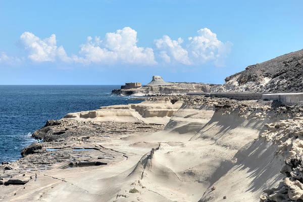 Gozo Wall Art - Photograph - Xwejni Bay - Gozo by Joana Kruse