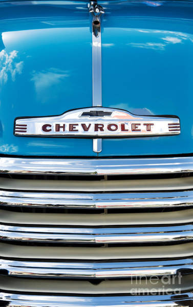 General Motors Company Wall Art - Photograph - 51 Chevrolet Thriftmaster by Tim Gainey