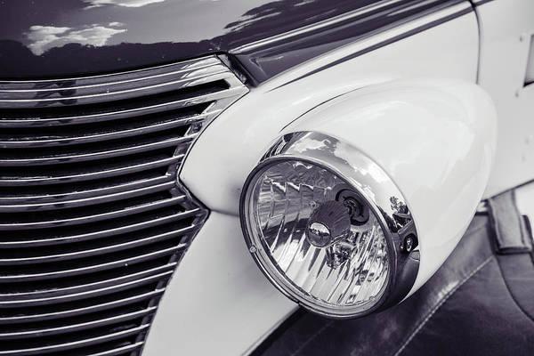 Photograph - 5515.59 1938 Chevrolet Sedan by M K Miller