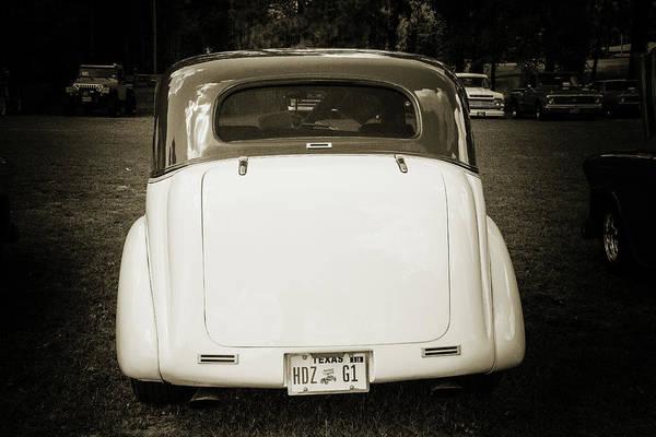 Photograph - 5515.61 1938 Chevrolet Sedan by M K Miller
