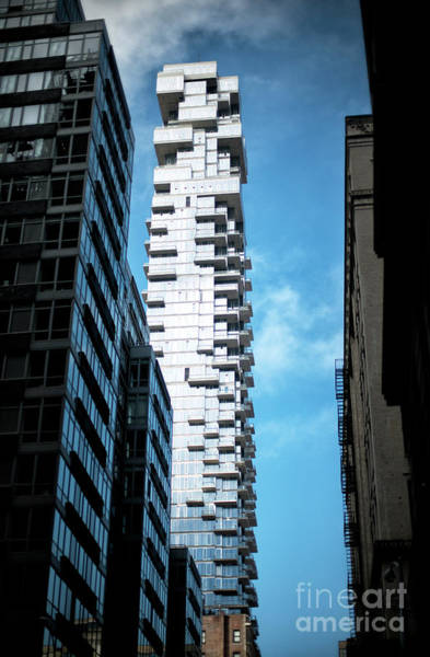 Photograph - 56 Leonard Street by John Rizzuto