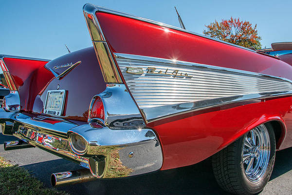 Photograph - 57 Chevy by Anthony Sacco