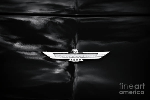Wall Art - Photograph - 57 Thunderbird by Tim Gainey