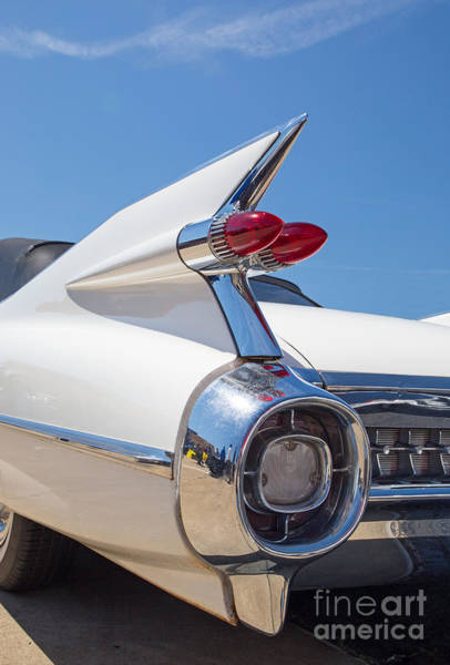 Photograph - '59 Caddy by Kevin McCarthy