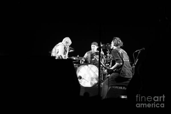 Photograph - Red Hot Chili Peppers  by Jenny Potter
