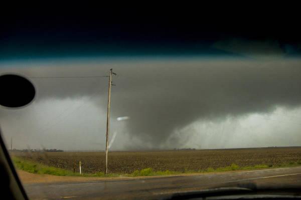 Photograph - 6th Storm Chase 2015 by NebraskaSC