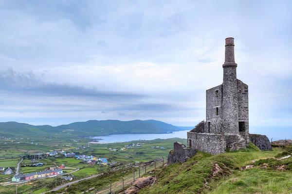 Engine House Wall Art - Photograph - Allihies - Ireland by Joana Kruse