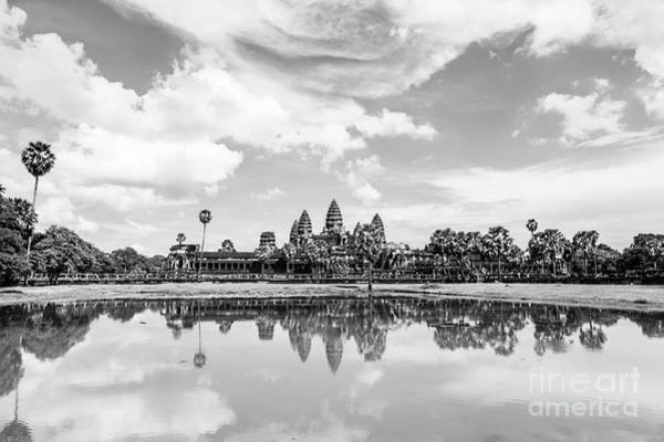 Photograph - Angkor Wat by Didier Marti
